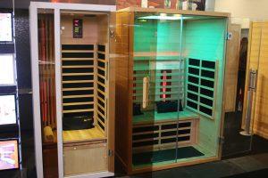 1 Persoons Infrarood Sauna