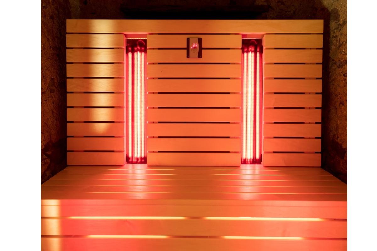 Aroma Therapie en Infrarood Sauna