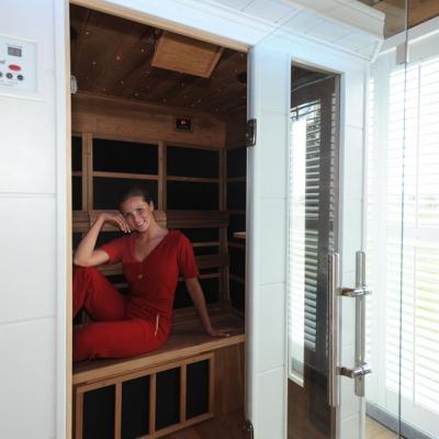 Infrarood sauna Vlaams Brabant