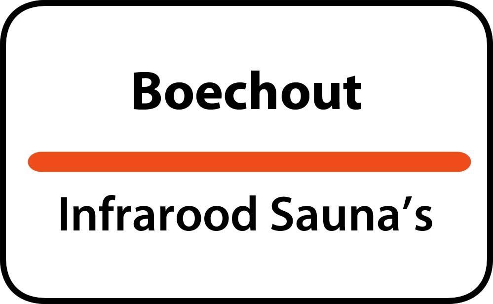infrarood sauna in boechout