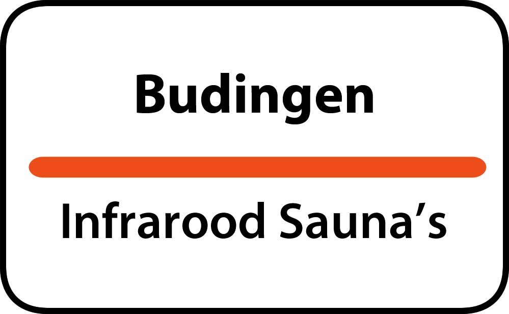 infrarood sauna in budingen