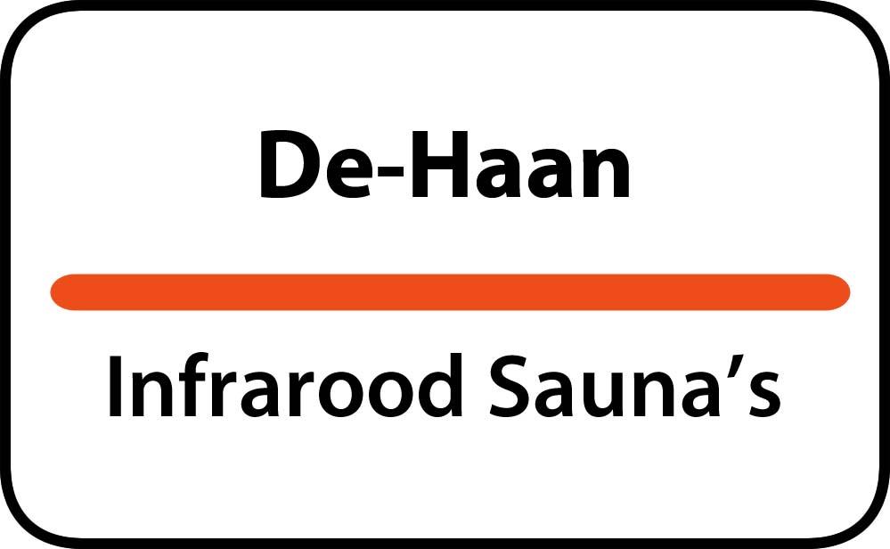 infrarood sauna in de-haan