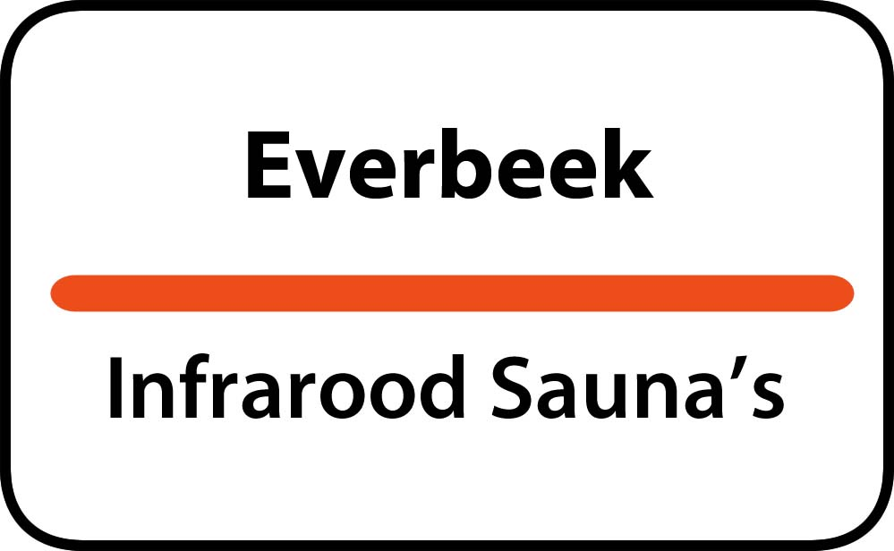 infrarood sauna in everbeek