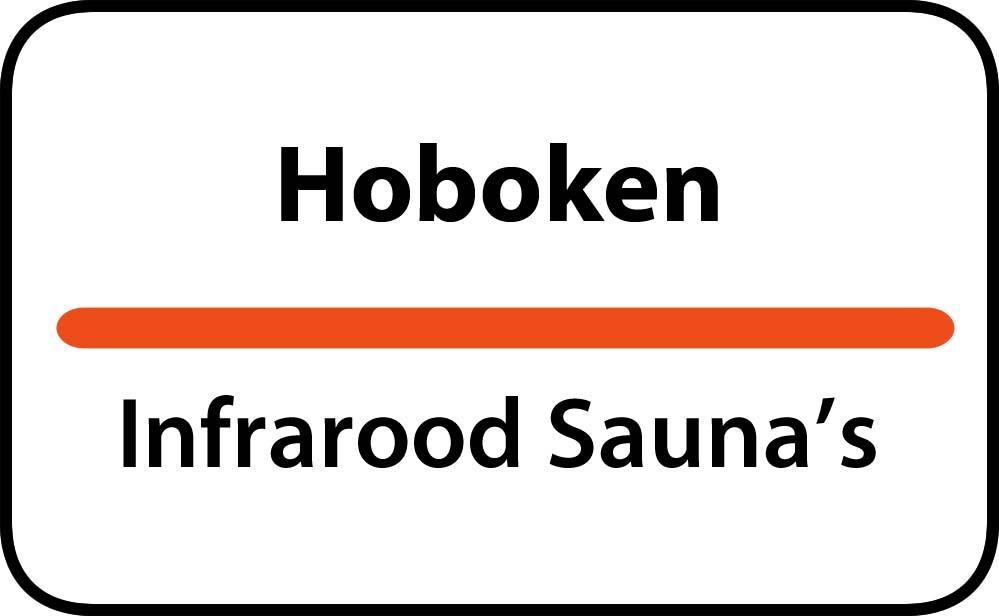infrarood sauna in hoboken