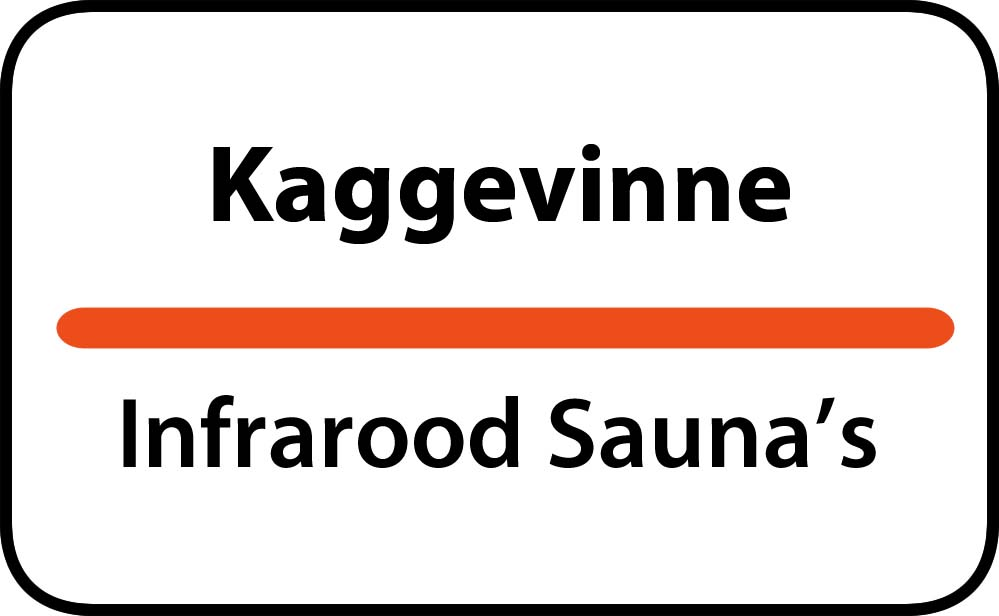 infrarood sauna in kaggevinne