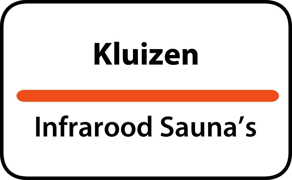 infrarood sauna in kluizen