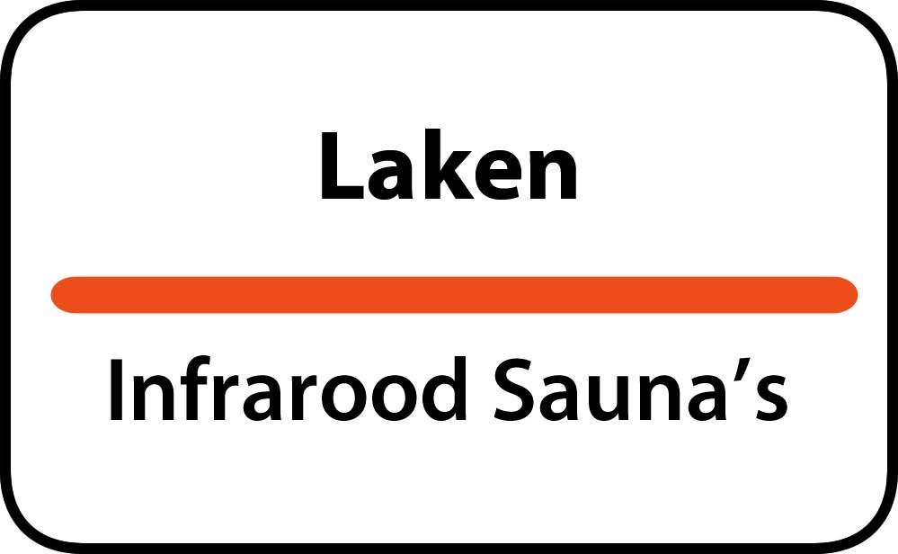 infrarood sauna in laken