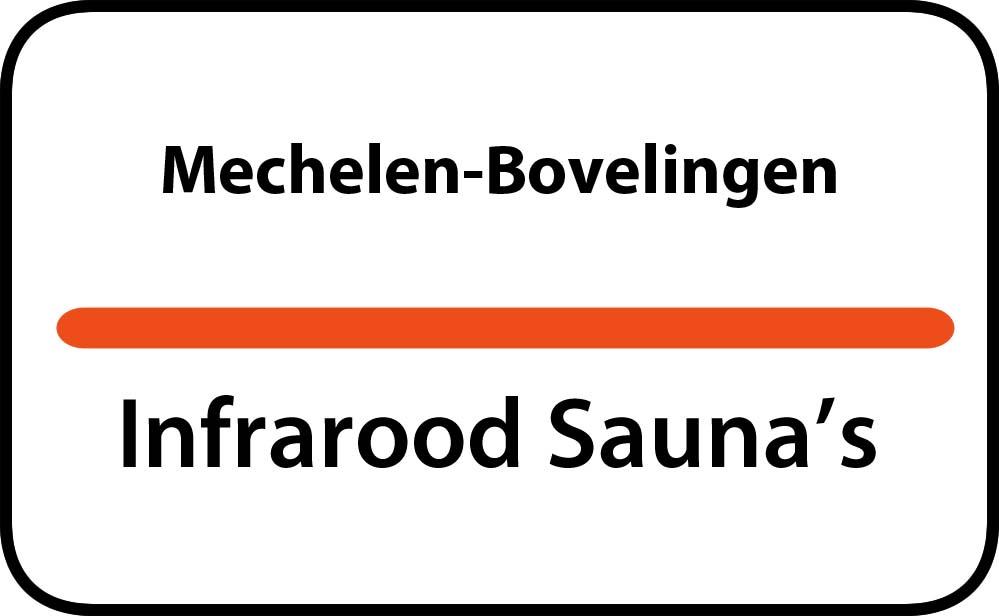 infrarood sauna in mechelen-bovelingen