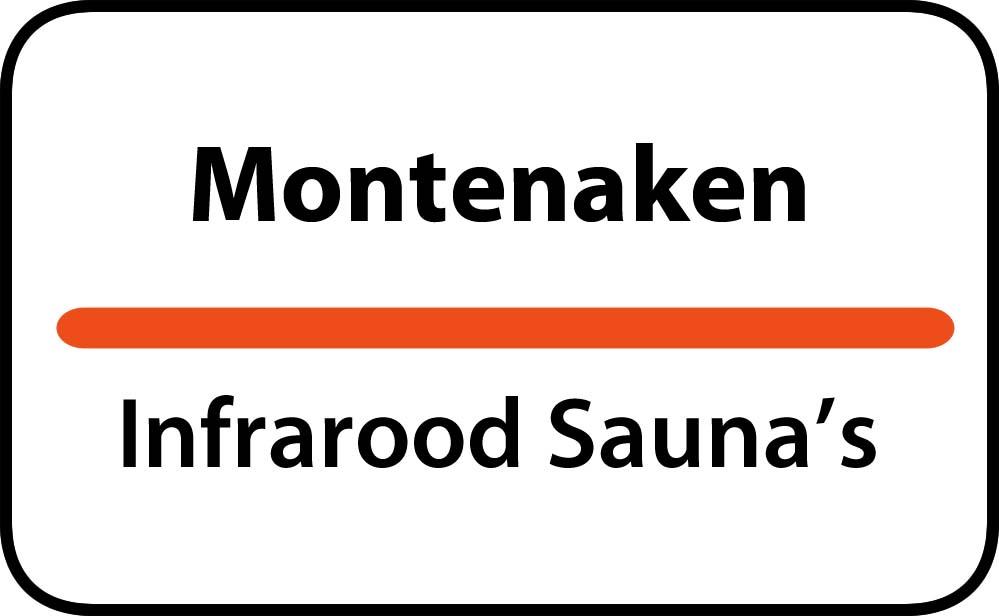 infrarood sauna in montenaken