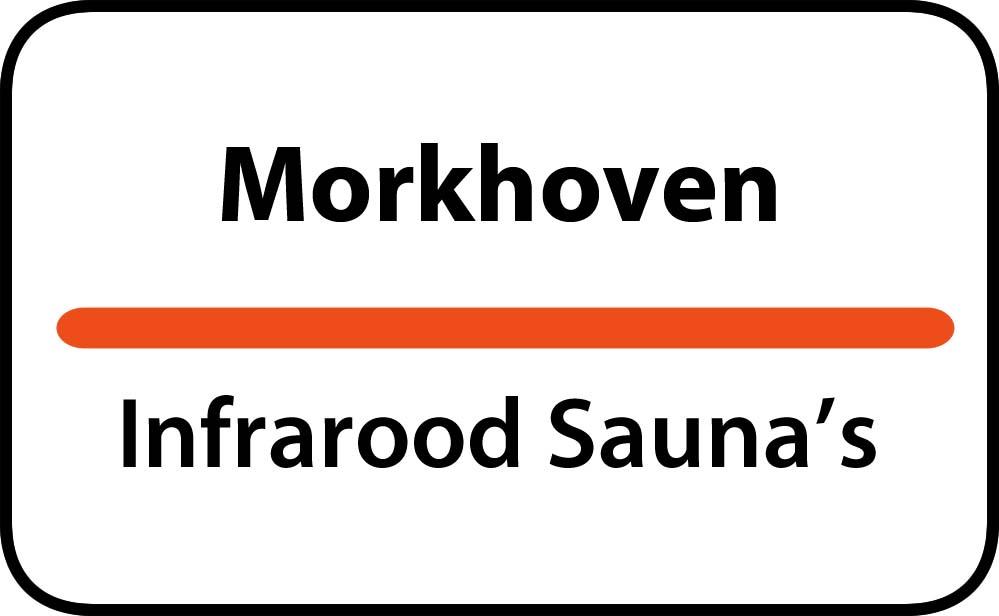 infrarood sauna in morkhoven