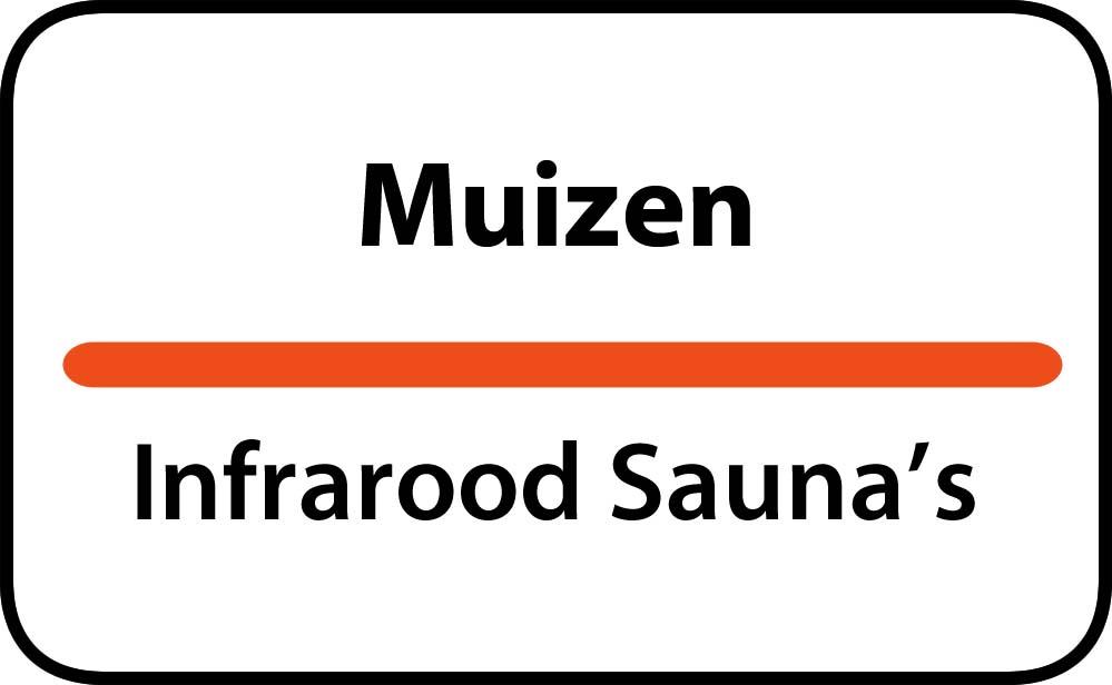 infrarood sauna in muizen