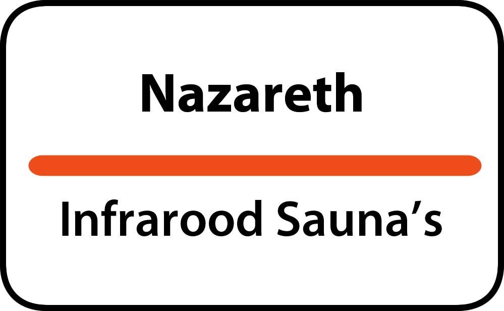 infrarood sauna in nazareth