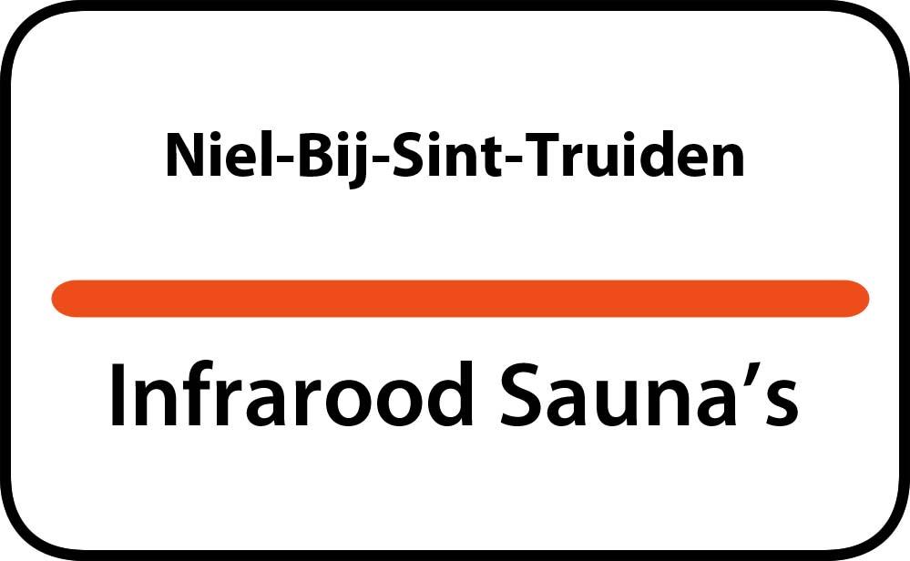 infrarood sauna in niel-bij-sint-truiden