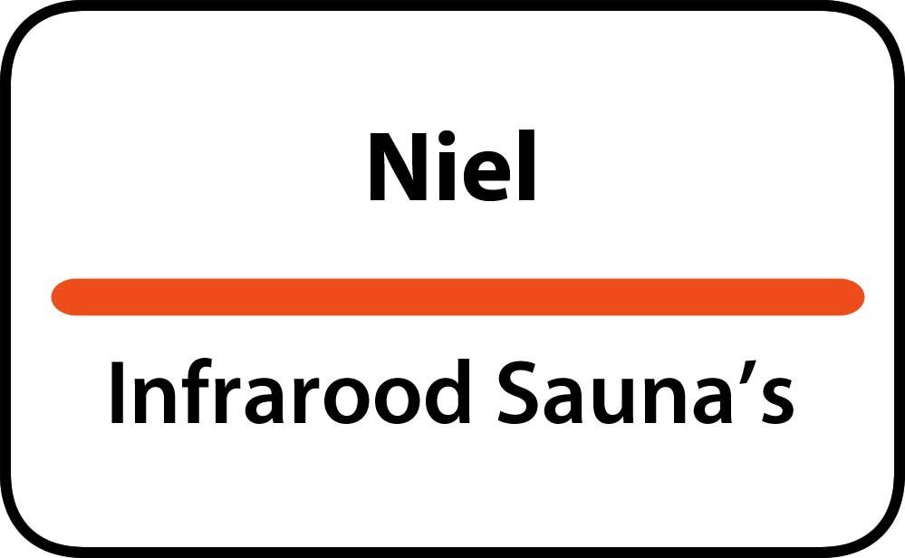 infrarood sauna in niel