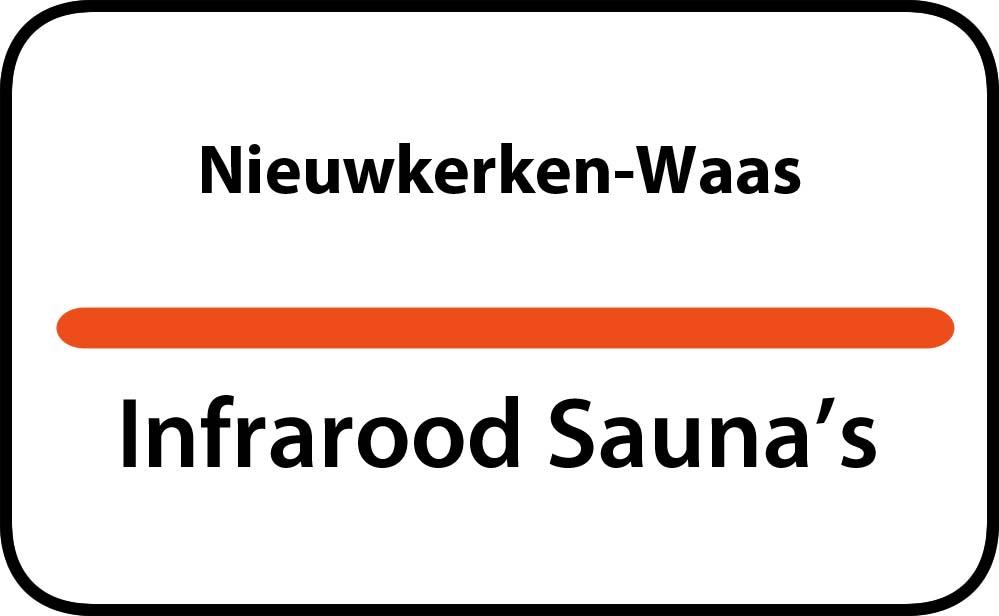 infrarood sauna in nieuwkerken-waas