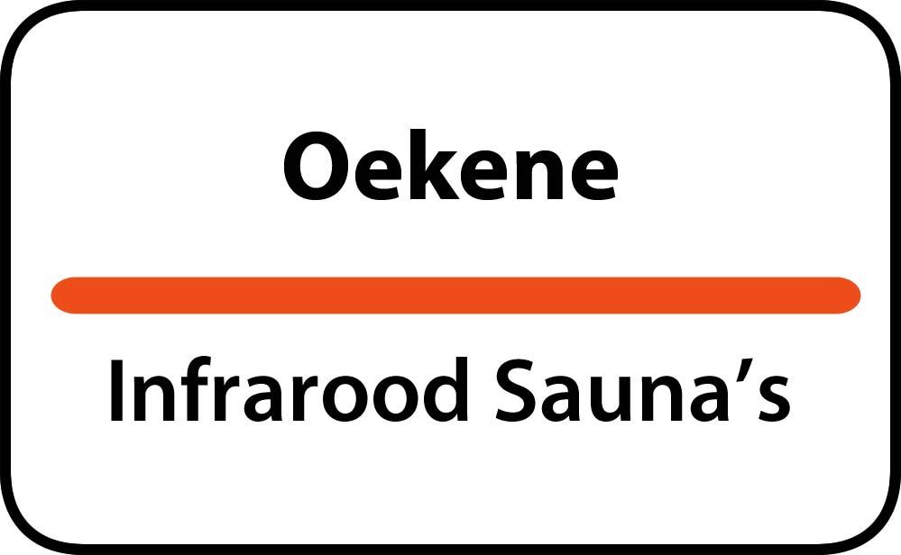 infrarood sauna in oekene