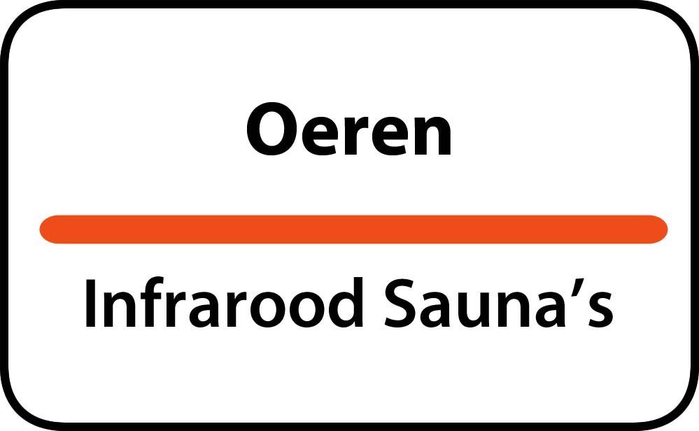 infrarood sauna in oeren