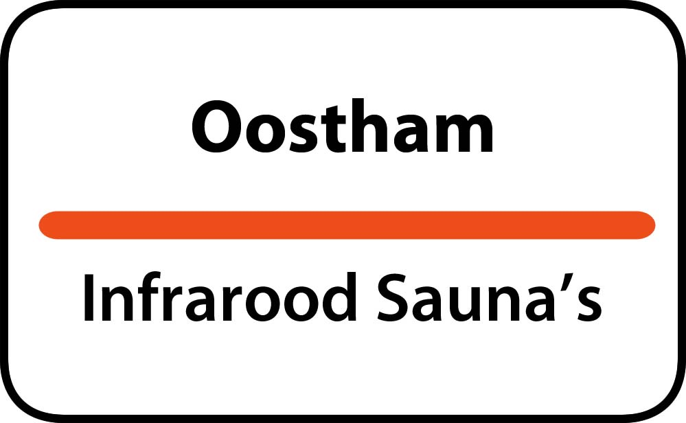 infrarood sauna in oostham