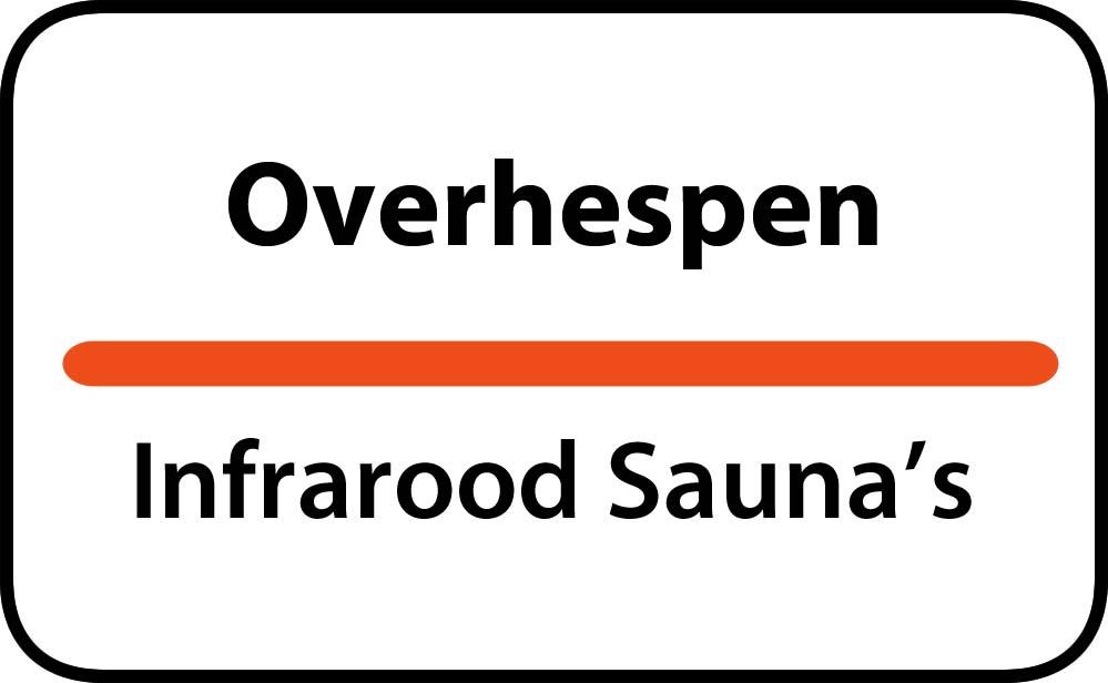 infrarood sauna in overhespen