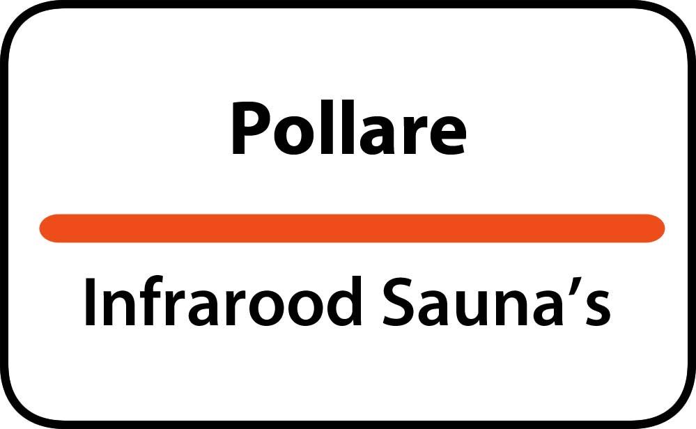 infrarood sauna in pollare
