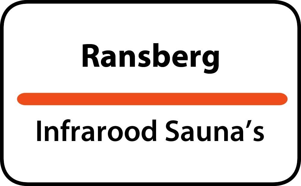 infrarood sauna in ransberg
