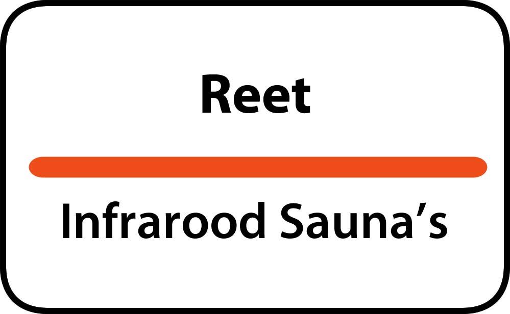 infrarood sauna in reet