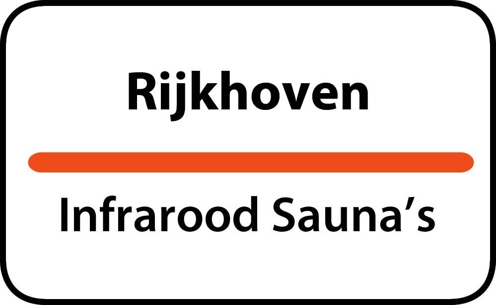 infrarood sauna in rijkhoven