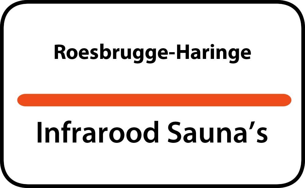 infrarood sauna in roesbrugge-haringe
