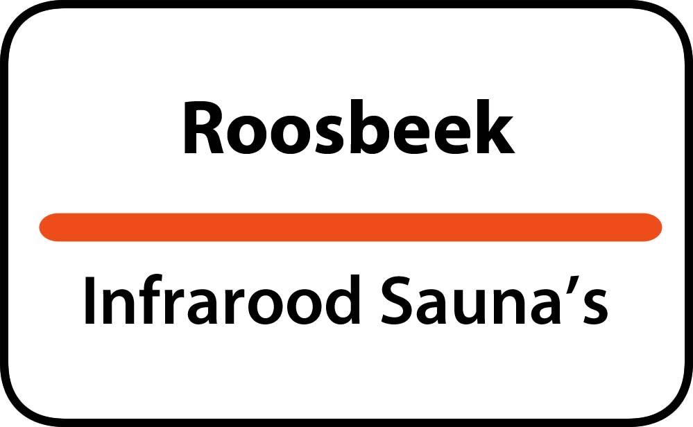 infrarood sauna in roosbeek