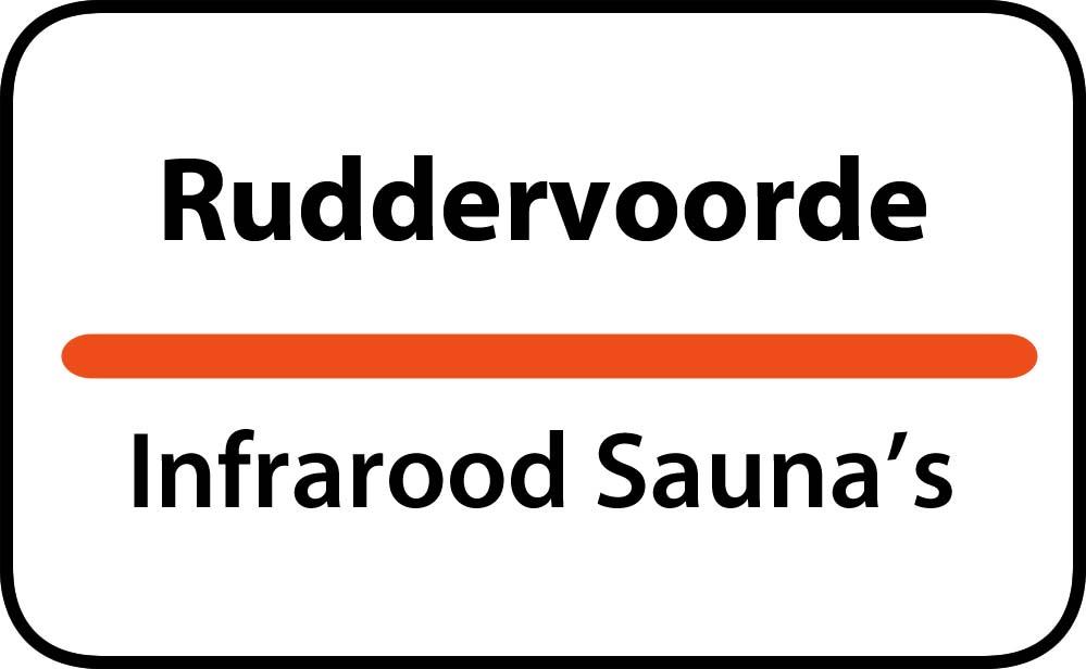 infrarood sauna in ruddervoorde