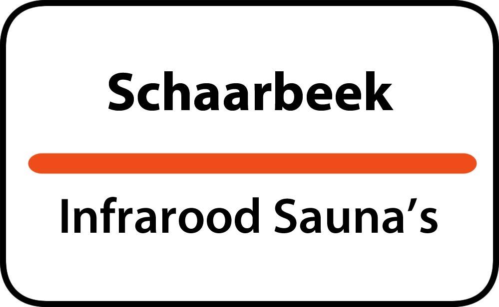 infrarood sauna in schaarbeek