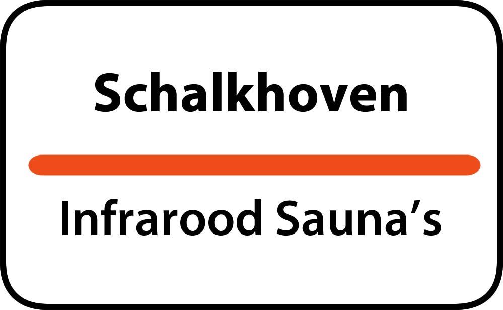 infrarood sauna in schalkhoven