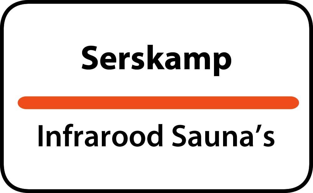 infrarood sauna in serskamp