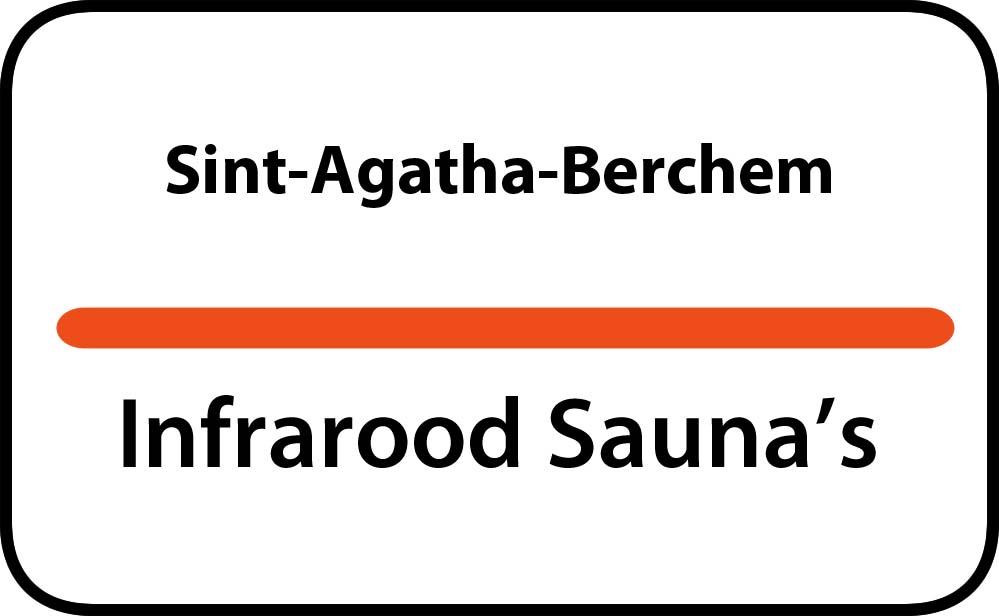 infrarood sauna in sint-agatha-berchem