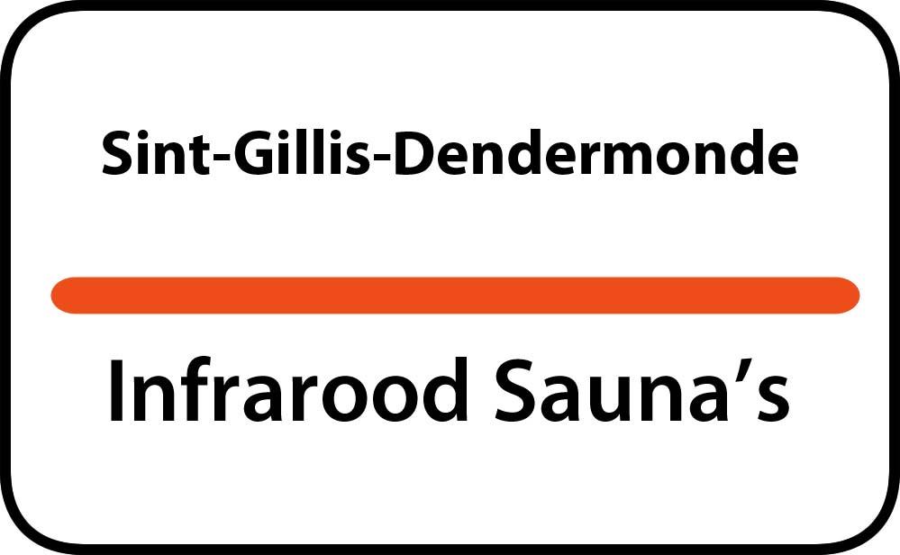 infrarood sauna in sint-gillis-dendermonde