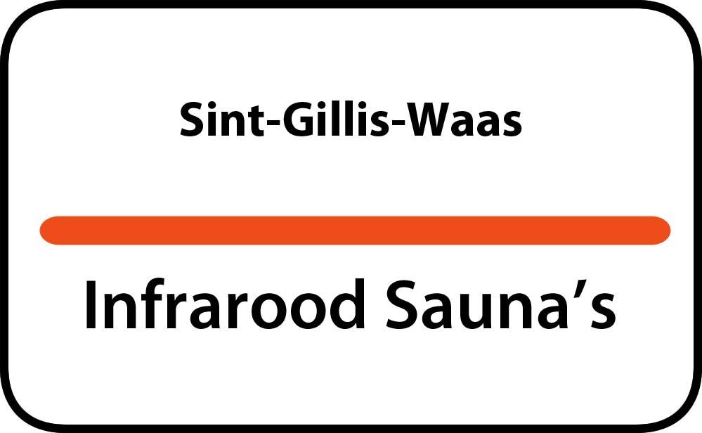 infrarood sauna in sint-gillis-waas