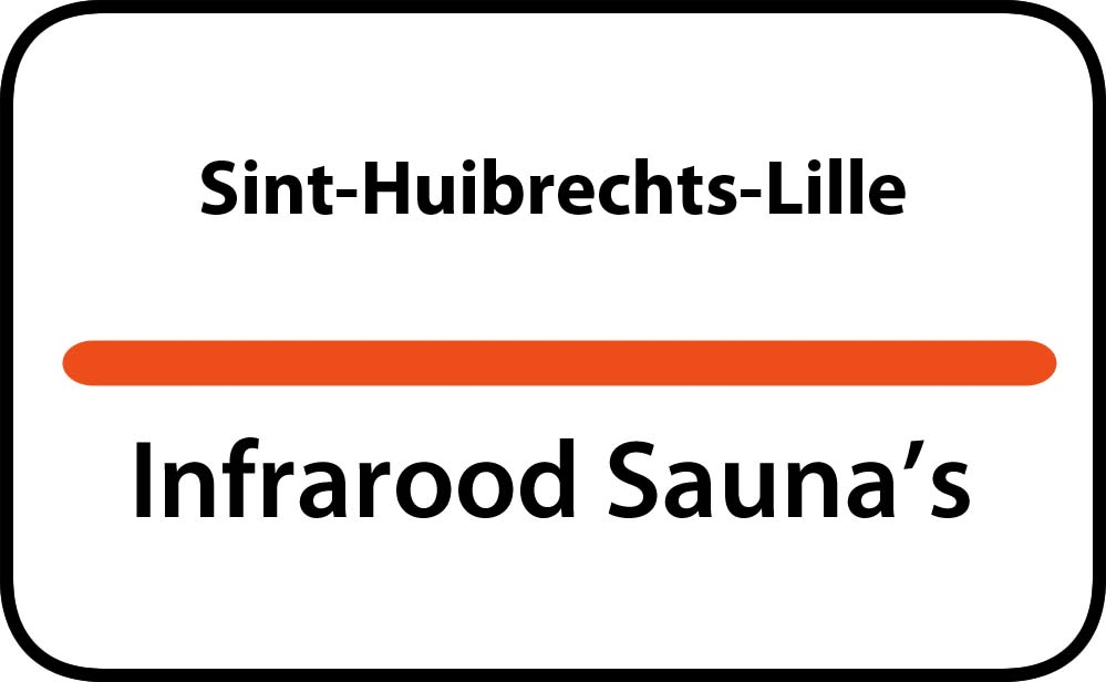 infrarood sauna in sint-huibrechts-lille