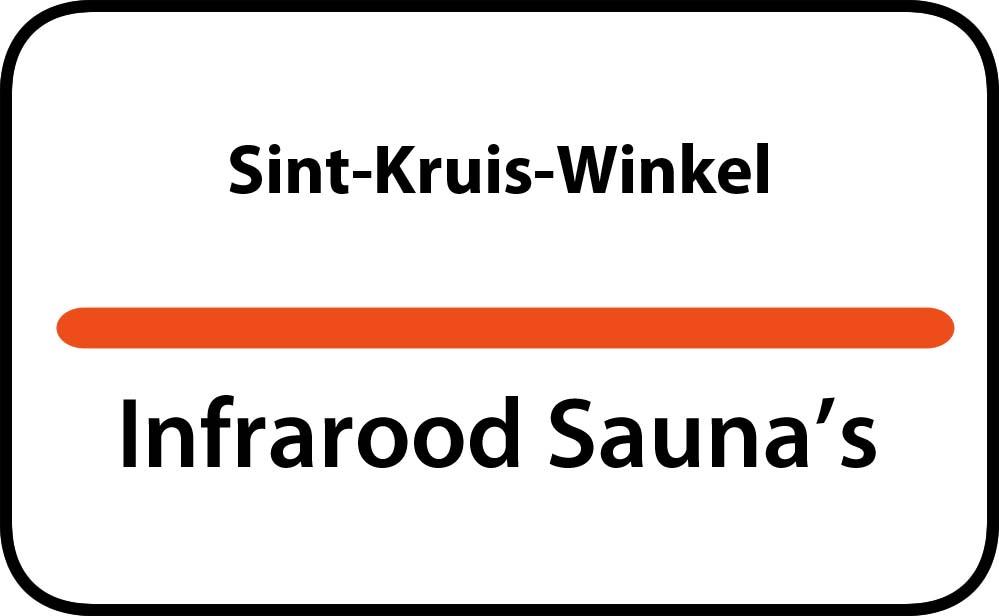 infrarood sauna in sint-kruis-winkel