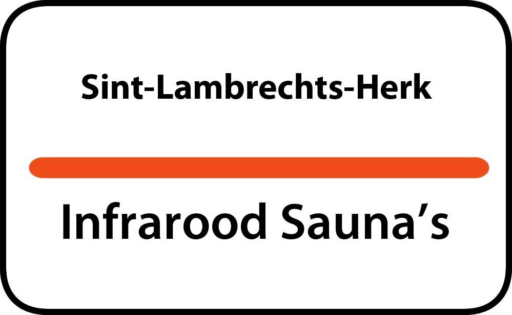 infrarood sauna in sint-lambrechts-herk
