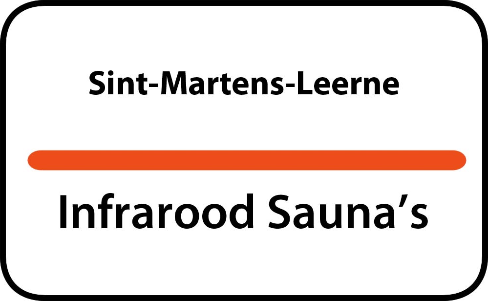 infrarood sauna in sint-martens-leerne