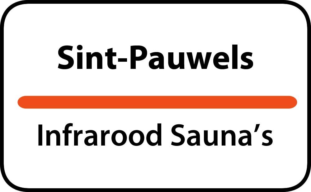 infrarood sauna in sint-pauwels