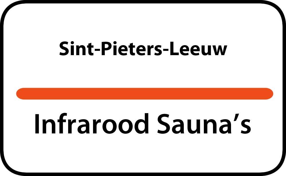 infrarood sauna in sint-pieters-leeuw