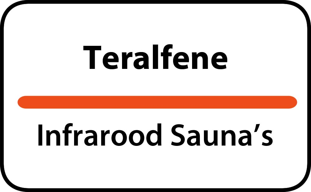 infrarood sauna in teralfene