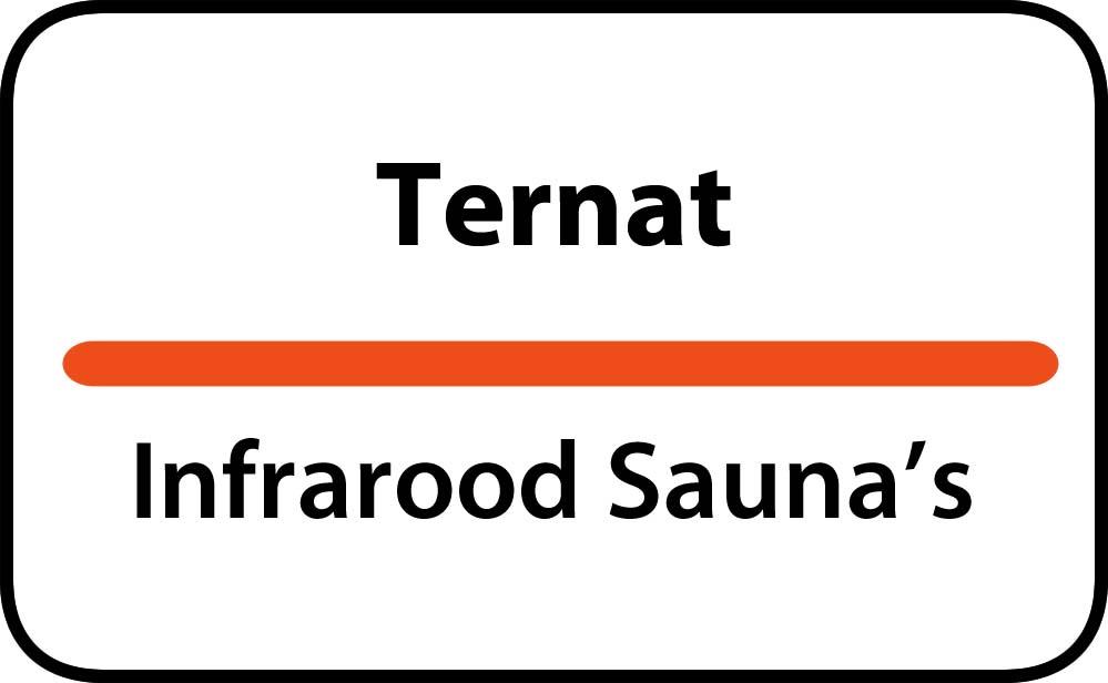 infrarood sauna in ternat