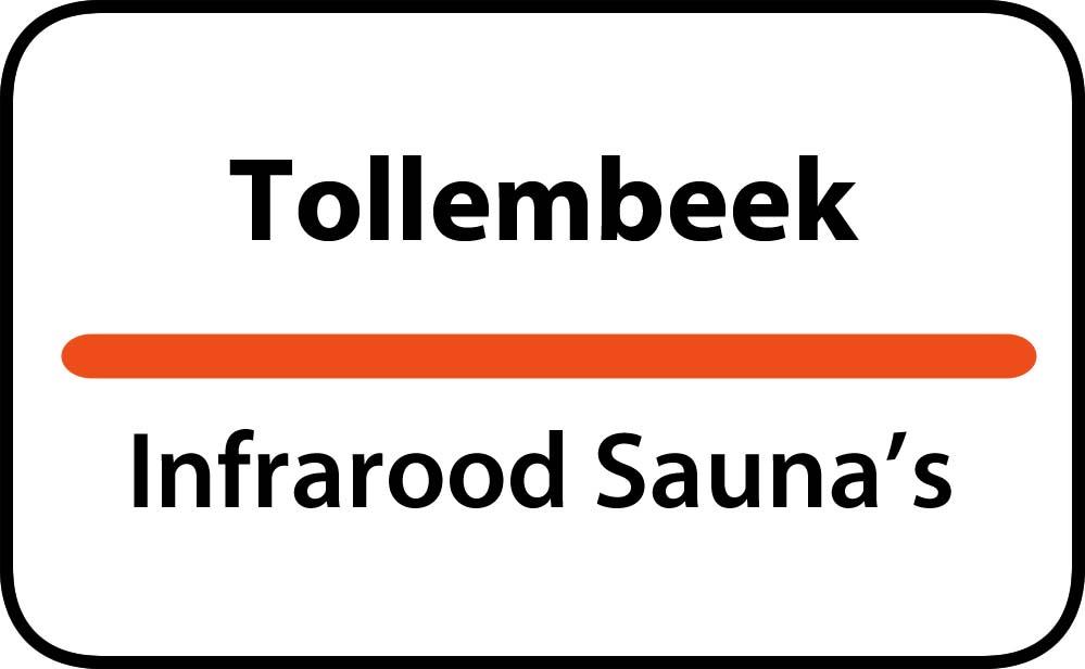 infrarood sauna in tollembeek