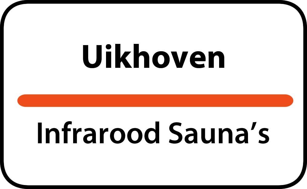 infrarood sauna in uikhoven
