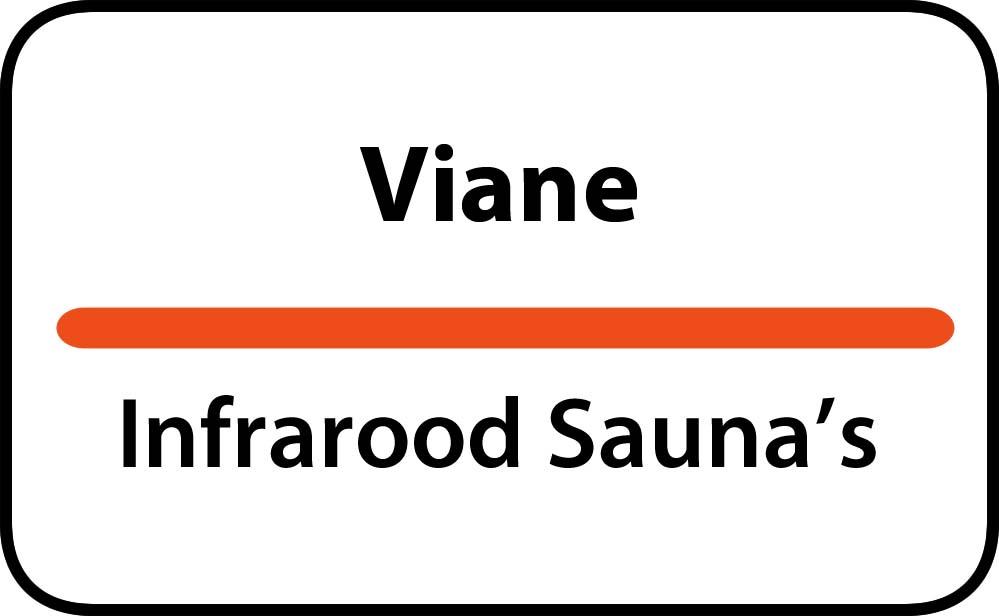 infrarood sauna in viane