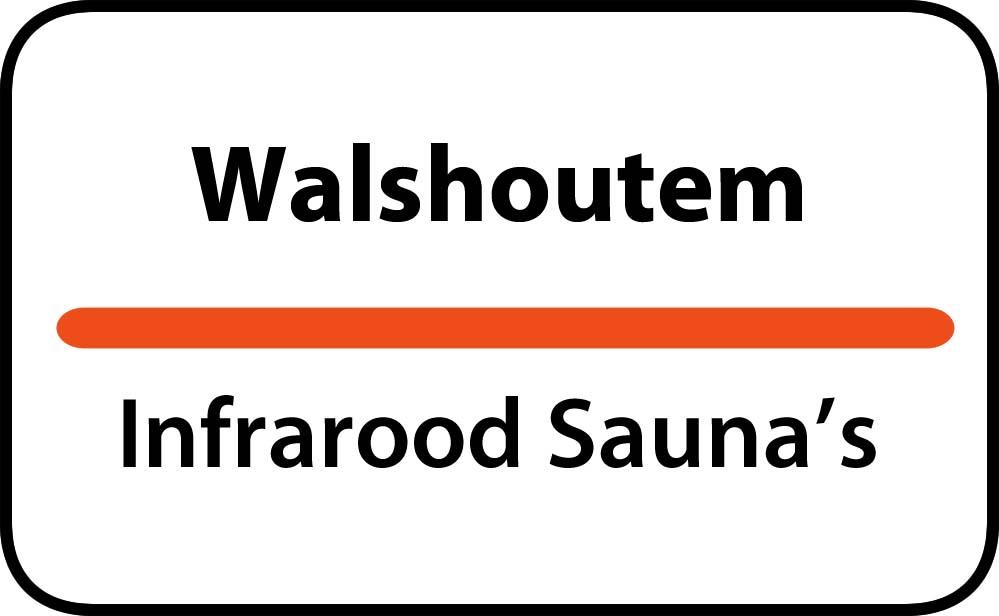 infrarood sauna in walshoutem