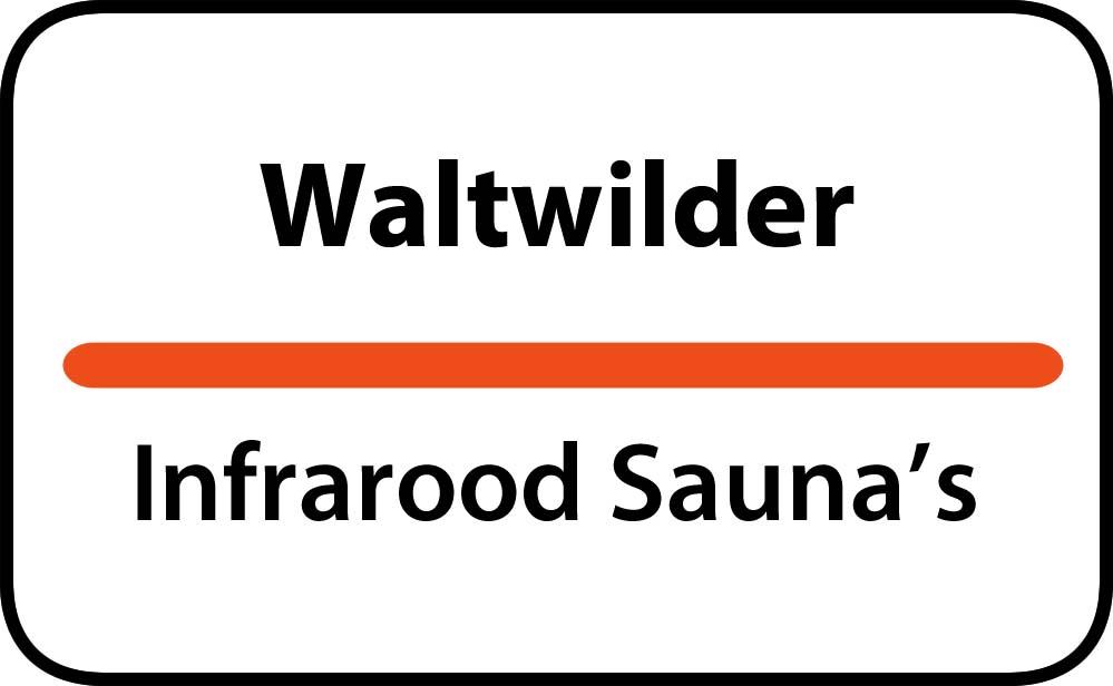 infrarood sauna in waltwilder
