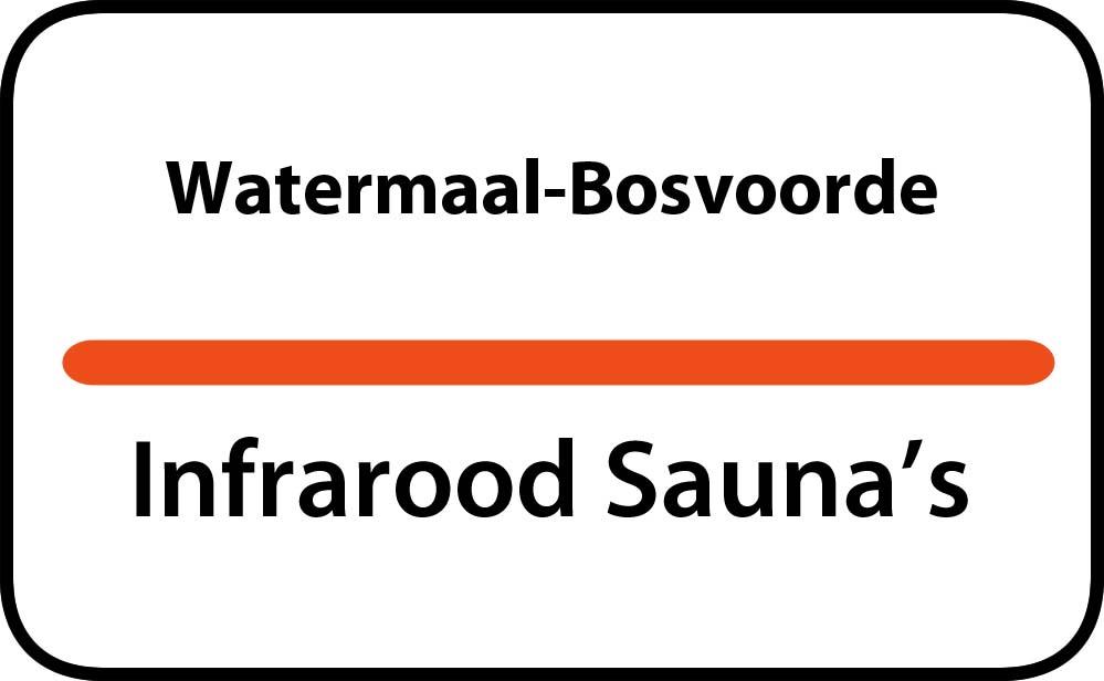 infrarood sauna in watermaal-bosvoorde